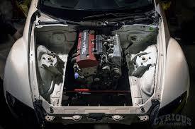 Mazda Rx 8 With A Honda F20c U2013 Engine Swap Depot