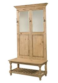 furniture hall tree bench with storage and hanger plus glasses