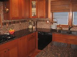 Kitchen Faucets Sacramento by Sacramento Brown Granite Kitchen Transitional With Under Cabinet