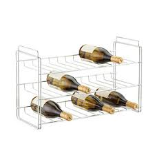 small wine racks the container store