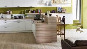 deco cuisine bois déco cuisine bois clair exemples d aménagements