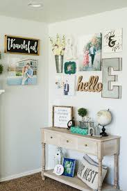 Livingroom Wall Ideas Living Room Gallery Wall Ideas Everyday Ellis