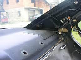 bmw e36 drift diy projects 99 installing rear sunblind in a