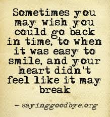 quotes about sudden death of a friend sometimes you may wish you could go back in time to when it was