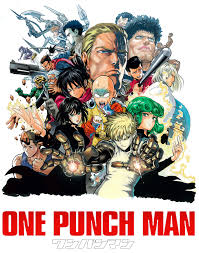 one punch man manga ot just a deus ex machina for fun
