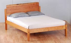 Live Edge Headboard by Willoughby Platform Bed Live Edge Headboard Featured Scott