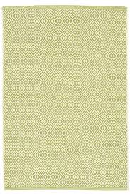 Woven Cotton Area Rugs Dash And Albert Rugs Lattice Citrus Woven Cotton Area Rug Sle