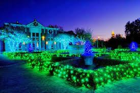 Atlanta Botanical Garden Atlanta Ga Gorgeous Lights At Atlanta Botanical Gardens Gac