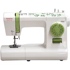 toyota home toyota ergonomic design eco15cg sewing machine genuine new ebay