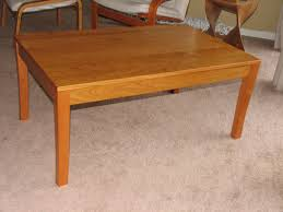 Cherry Wood Coffee Tables For Sale For Sale R Michael Hardy Woodworking Woodworking Band Director