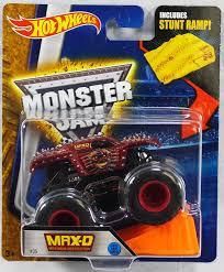 monster truck show ma amazon com wheels monster jam max d maximum destruction red