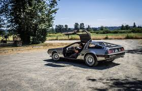 nissan langley 1985 these classic deloreans offer a trip back in time driving