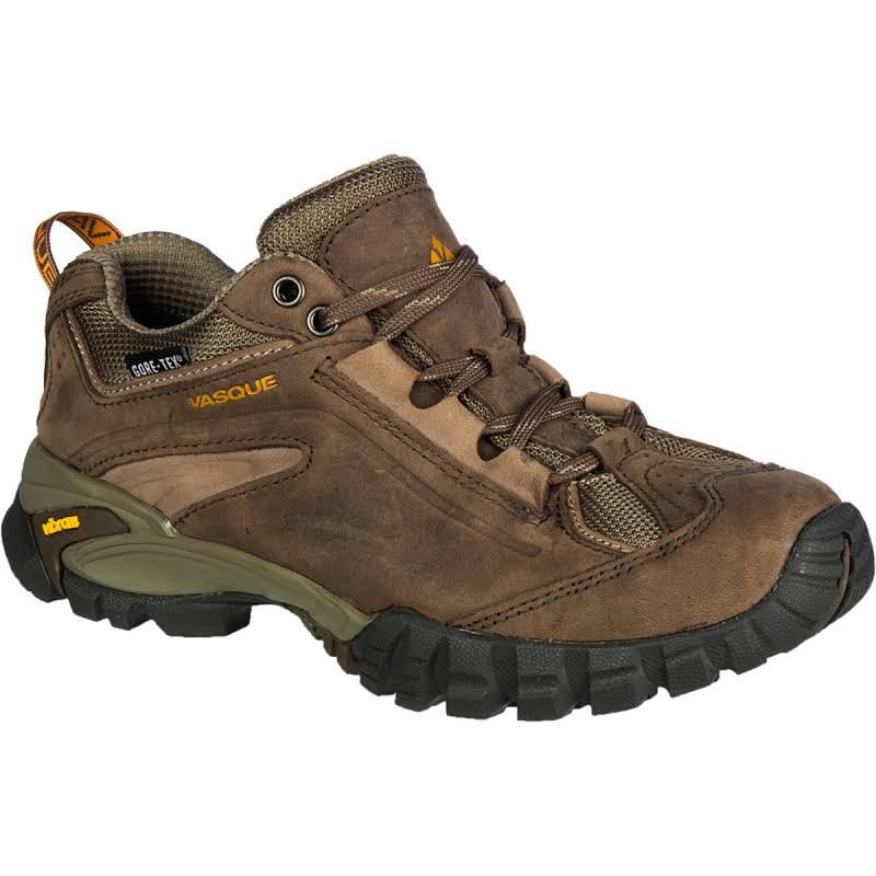 Vasque Mantra 2.0 GTX Hiking Shoe Canteen/Orange Medium 7.5 07071M 075