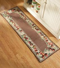Apple Kitchen Rugs Catchy Apple Kitchen Rugs With Kitchen Rooster Area Rugs Apple