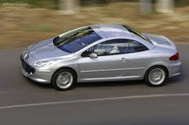 gallery of peugeot 307 cc
