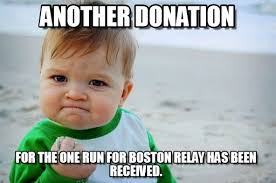 Donation Meme - orfb donation received another donation on memegen