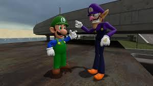 Mama Luigi Meme - mama luigi vs waluigi by zefrenchm on deviantart