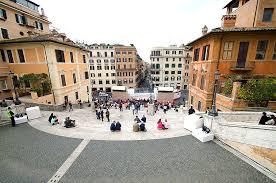 spanische treppe in rom rom sehenswert in rom die spanische treppe
