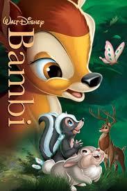 bambi disney video