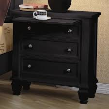 dresser unique mirrored dresser and nightstand set mirrored black
