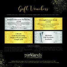 christmas parklands country club