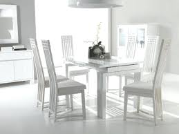 white dining room set dining room sets white table chairs high gloss tables set with