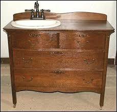 Dresser Style Bathroom Vanity by Antique Dresser Bathroom Vanity 20 Organizing Hacks For Small