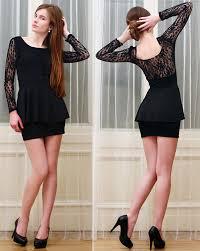 ariadna majewska black lace dress embis black leather heels