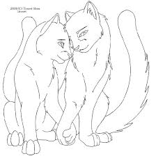 warrior cats mates coloring pages coloring pages warrior cats
