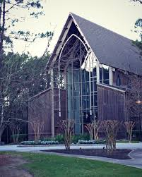 wedding chapels in houston woodlands church chapel in the woods the woodlands