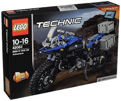 lego toyota 4runner lego 42063 technic bmw r 1200 gs adventure building toy lego