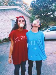 Matching Halloween Costumes Friends 20 Friend Images Friends Bff