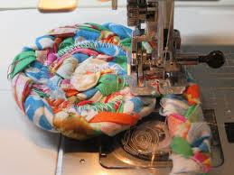 Where To Buy Rag Rugs Fabric Strips Braided Rag Rug Coaster How To Begin U0026 End Youtube