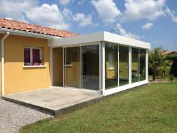 terrasse transparente formidable toiture transparente pour terrasse 9 v233randa acier