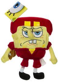 amazon com sponge bob small plush football toys u0026 games