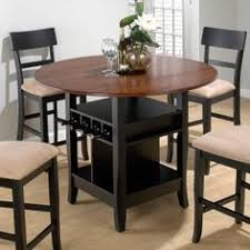 Small Drop Leaf Table With 2 Chairs Broyhill Mirren Pointe Round 5 Piece Counter Pub Table Set For