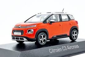all new citroen c3 aircross leaked through scale model