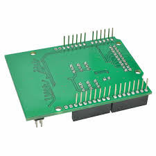 low cost digital and analog io expander shield numato lab