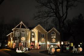 panoramio photo of lincolnwood famous christmas homes decoration