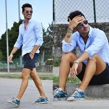 mens light blue shorts men s light blue long sleeve shirt navy shorts blue floral low top