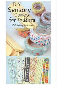 washi tape diy diy toddler sensory games the baby bump diaries