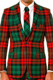 christmas suit christmas plaid suit the tiny tim tartan sweater suit