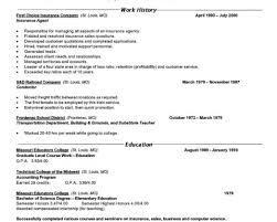 Babysitting Resume Microsoft Sample Resume Resume Peppapp