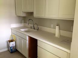 shaker white painted cabinets florida kitchen design