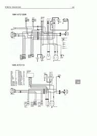 honda 90 atv wiring diagram honda wiring diagrams instruction