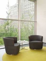 Coalesse Chair Coalesse Bob Lounge Chairs In Bright Green Offer An Attractive