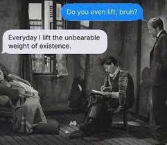 Do You Even Lift Meme - dopl3r com memes do you even lift bruh everyday i lift the