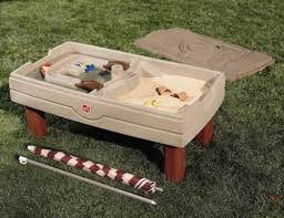 step 2 sand and water table step2 naturally playful sand and water activity center