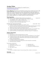Sample Plain Text Resume by Plain Text Resume Template Examples