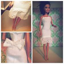 No Sew Project How To - no sew project barbie doll dress youtube